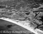 Chatham -- 1951 Hardings Shore & Ridgevale Beach  B&W