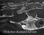 Chatham -- 1957--Eastward Point--Ryders Cove  B&W