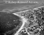 Barnstable--Hyannisport 1963  Kennedy Compound area  B&W